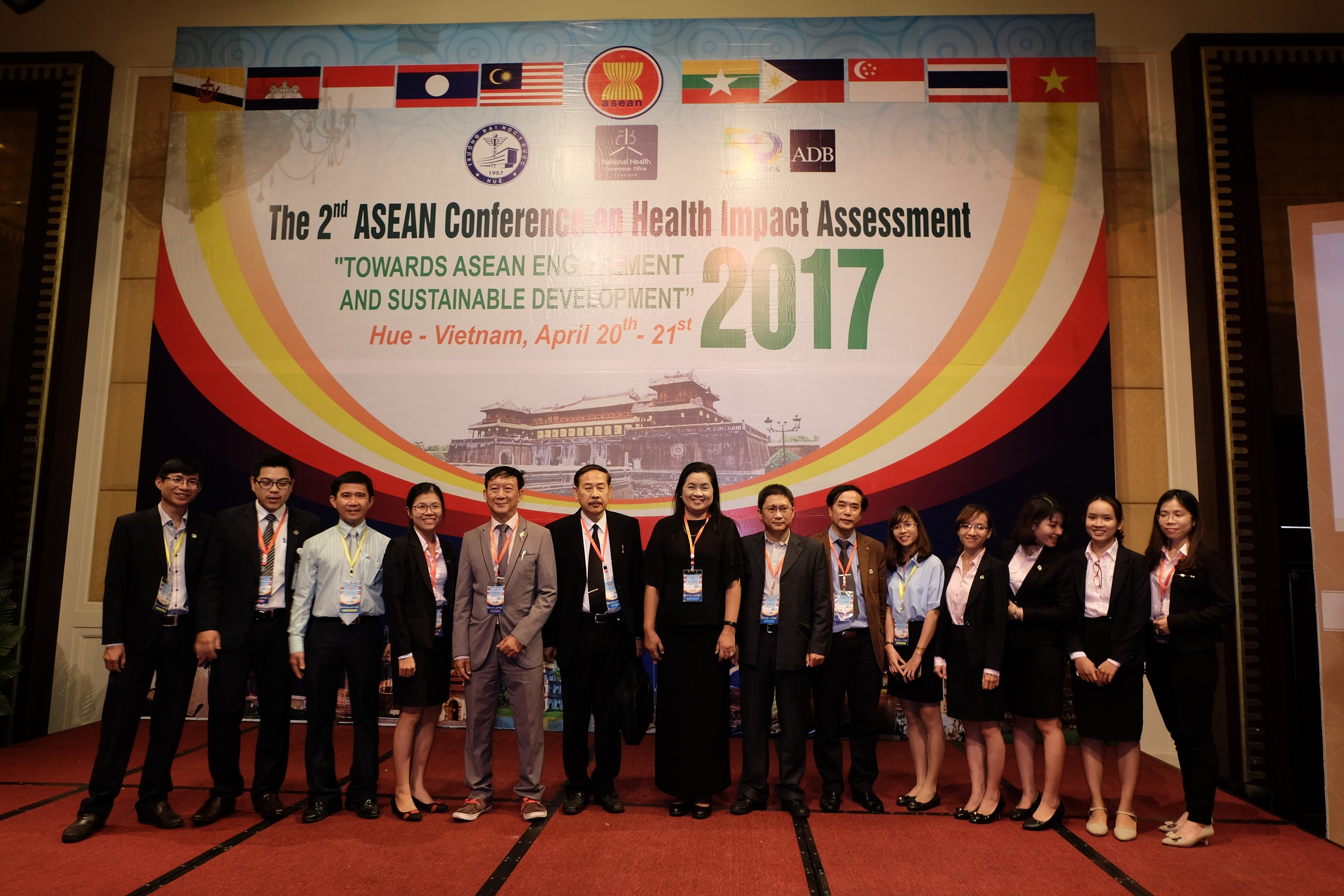 ICHR and the 2nd ASEAN Conference on Health Impact Assessment