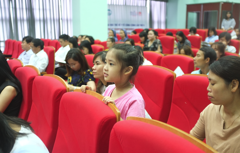 "The Forum on ""Early Healthy Child Development"""